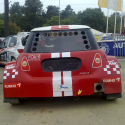 Lunette arrière Makrolon Mini MK1 R50 R53