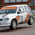 Vitre arrière latérale Makrolon Opel Corsa A
