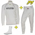 PACK Sous-vêtements P1 CRC FIA - Blanc