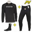 PACK Sous-vêtements P1 CRC FIA - Noir