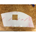 Vitre avant Makrolon Nissan 350Z
