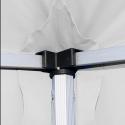 Tente Alu - 3x6m - avec cotés