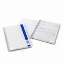 Cahier note book Sparco
