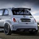 Vitre arrière latérale Makrolon Fiat 500