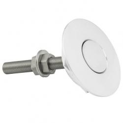 Fixation rapide Push Clip Aluminium