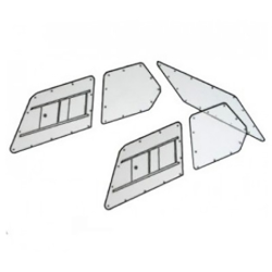 Kit Makrolon Mitsubishi Lancer evo 6 - 5mm