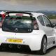 Lunette arrière Makrolon Peugeot 107