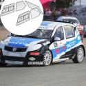 Kit Makrolon Dacia Sandero 1