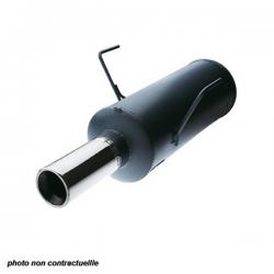 Silencieux Homologué route Citroen Saxo 1.6 16S - Sortie 76mm