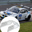 Kit Makrolon BMW E92 Coup? - F2000