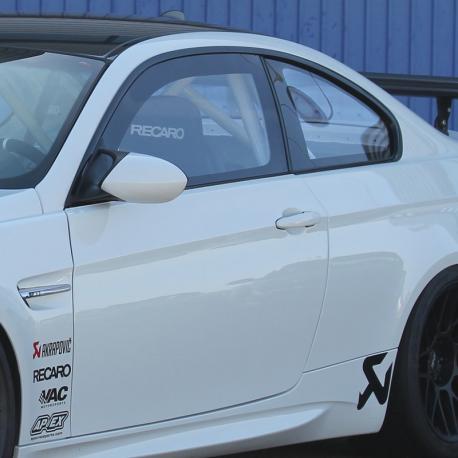 Custode arri?re Makrolon BMW E92 Coup?
