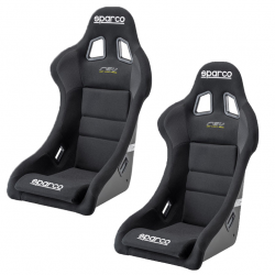 Baquet FIA SPARCO REV - Pack de 2