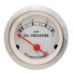 Pression d'huile Prosport Classic 0-7 bars