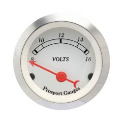 Voltmètre Pro-Sport Classic Diamètre 52