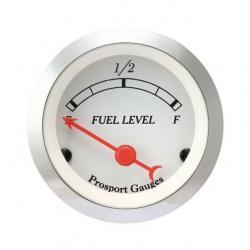 Jauge carburant Prosport Classic - Diamètre 52