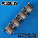 Pipe d'admission JENVEY - Peugeot 206 2L 16v - empreinte SF