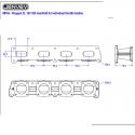 Pipe d'admission JENVEY Peugeot 206 2L 16v - empreinte SF