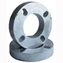 Elargisseur de voies universel - 4 trous - 25mm (la paire)