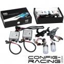 Kit Bi-xénons route - H4 - 35W - 6000k