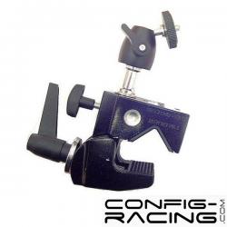 Fixation articulée caméra sur arceau
