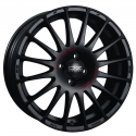 "Jante OZ Racing - Superturismo GT Noir 7.5x17"" - 5x112"