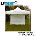 Tente LPTENT - 3x3m - avec/sans cotés