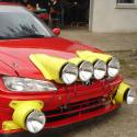 Rampe de phare - Peugeot 306 Maxi