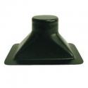 Ecope de refroidissement - droite simple - 63/76mm