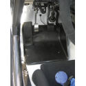 Repose pied Pilote - Peugeot 206