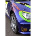 Ailes - Peugeot 206 S1600