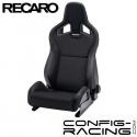 Baquet RECARO Sporster CS - Sans chauffage (nombreuses couleurs)