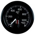 Température des gazs d'échappement STACK Diamètre 52 - 1100°C - Pro Control