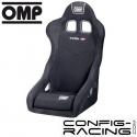 """Baquet OMP TRS - FIA - """"XL"""""""