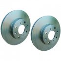 Disques de Frein Groupe N Renault Clio 3 RS