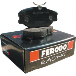 Plaquettes Ferodo Racing - Ford Focus II RS