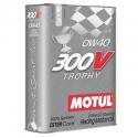 Huile Motul 300V Trophy 0w40 - 2L