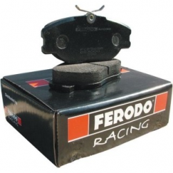 Plaquettes Ferodo Racing Renault Clio 1 1.8/2.0 Williams