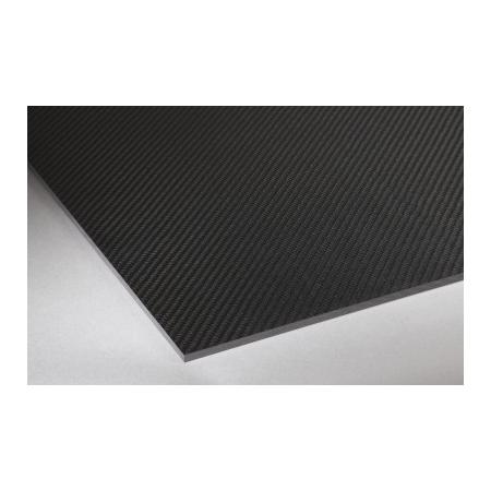 plaque de carbone 2 5 mm d 39 paisseur config. Black Bedroom Furniture Sets. Home Design Ideas