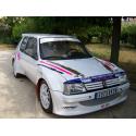 Pare-choc Avant - Peugeot 205 Evo 1 - +5cm