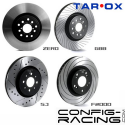 Disques de frein TAROX Renault Clio 3 RS (montage Brembo)