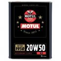 Huile Motul Classic 20w50 2L