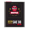 Huile Motul Classic SAE30 2L