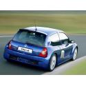 Vitre arrière latérale Makrolon - Renault Clio V6
