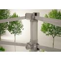 Tente LPTENT Slight - 3x6m - sans cotés