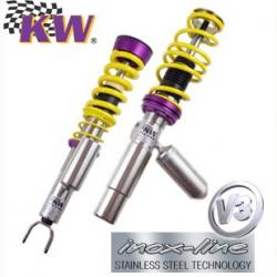 Combinés filetés KW V3 | Renault Clio III RS | 07/06->06/10