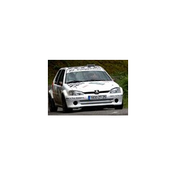 Pare-choc Avant - Peugeot 106 Ph.2 Large