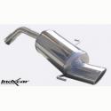 Silencieux Inox INOXCAR - Alfa 147 1.9 JTD - 02-04 - 1x120x80