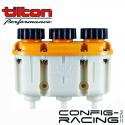 Bocal de frein Tilton - raccord à enmencher