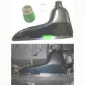 Boîte à air dynamique GREEN - Peugeot 206 2.0 HDi