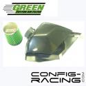Boîte à air dynamique GREEN - Peugeot 206 RC